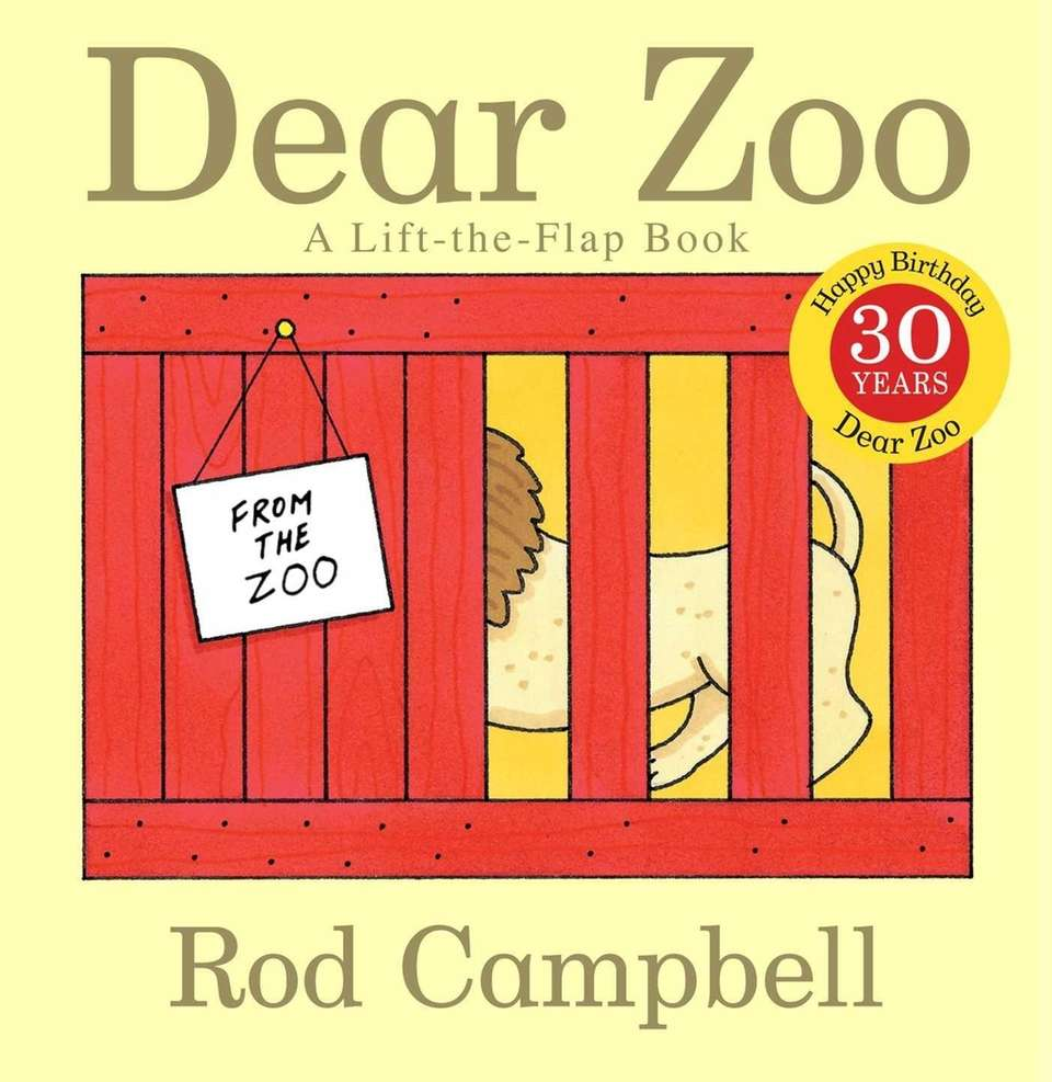 A lift-flap book, this tale tells of a
