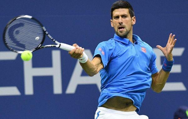 Novak Djokovic was ahead 6-3, 6-2 when Jo-Wilfried