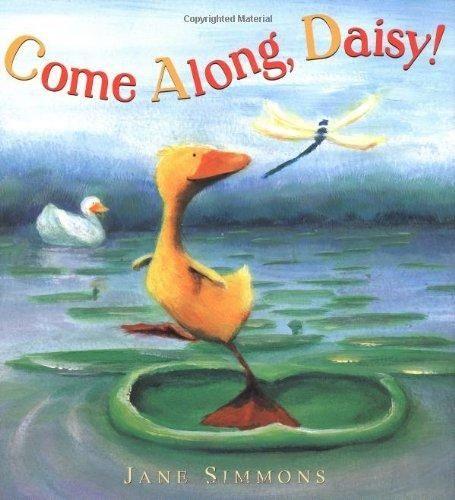 Daisy the duck is a curious bird, and