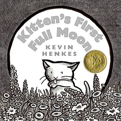 When Kitten sees her first full moon, she
