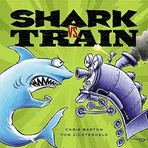For a funny confrontation, check out how Shark