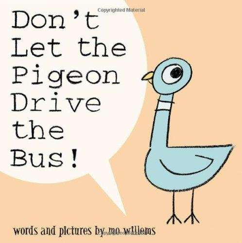 Can a driving-obsessed pigeon possibly handle a bus