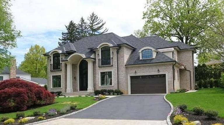 This newly constructed Colonial, listed for $3.5 million