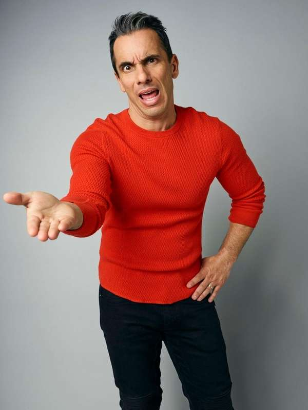 Sebastian Maniscalco is one of the comics coming