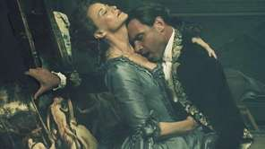 Janet McTeer and Liev Schreiber in