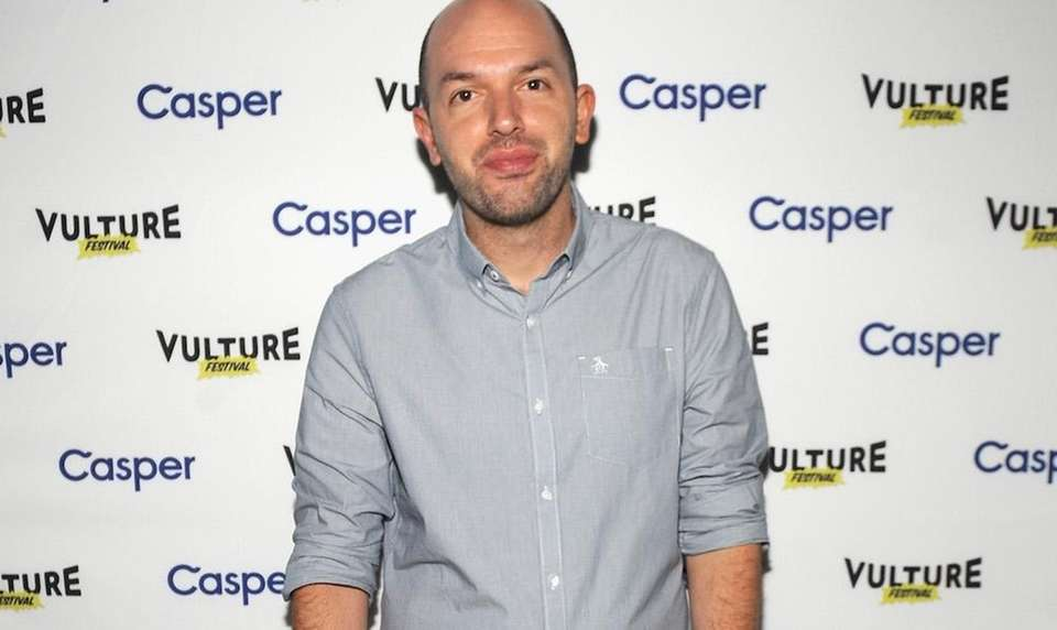 Paul Scheer's obsession began at a young age,