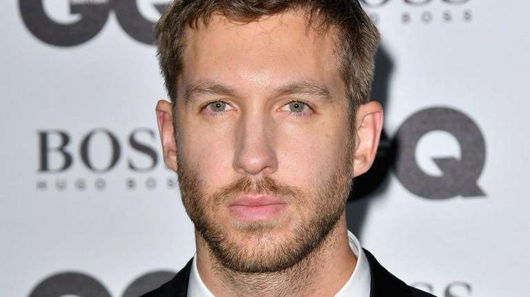 Calvin Harris opened up to the UK edition