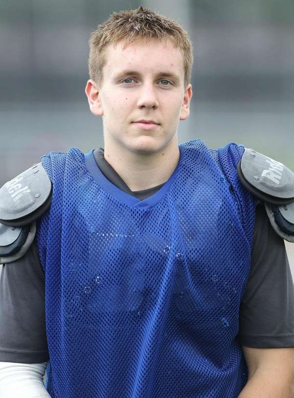 Alec Kiernan during practice on Wednesday Sept 7,