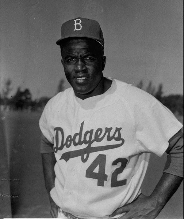Hall of Fame Major League Baseball player Jackie