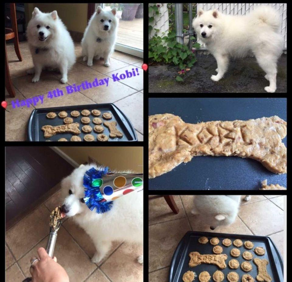 Kobi's 4th Birthday