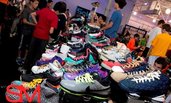The Ultimate Sneaker Expo will be held from