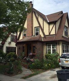 Donald Trump's childhood home in Jamaica Estates will