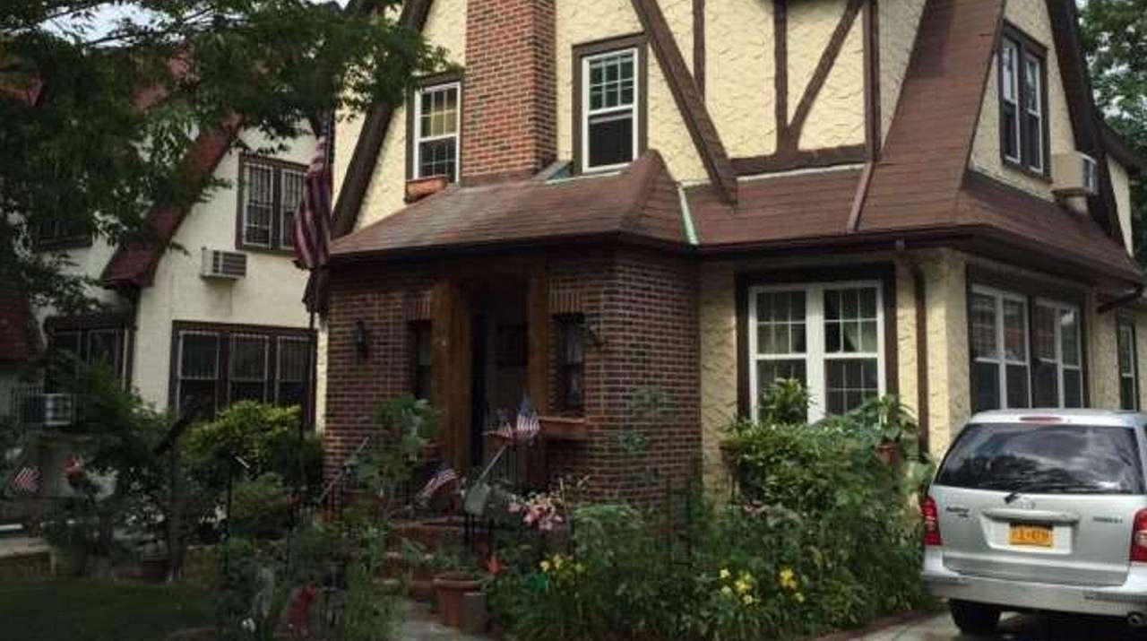 Donald Trump's childhood home in Jamaica Estates will