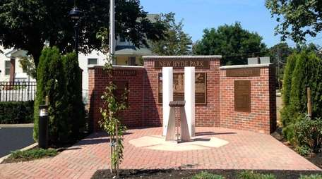 The New Hyde Park Fire District will dedicate