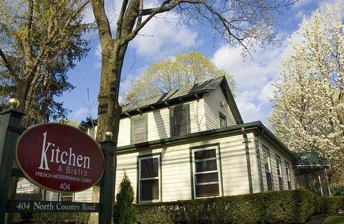 Kitchen A Bistro, a charmingly unpretentious restaurant at