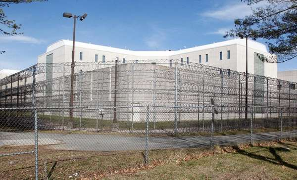 Nassau County Correctional Facility on Friday, March 11,