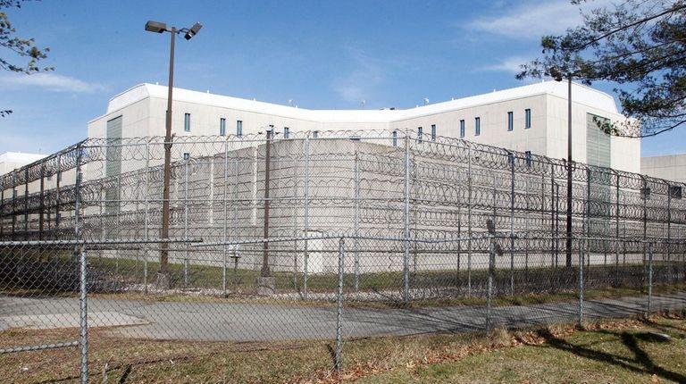 Nassau County Correctional Facility on Friday, March 11,