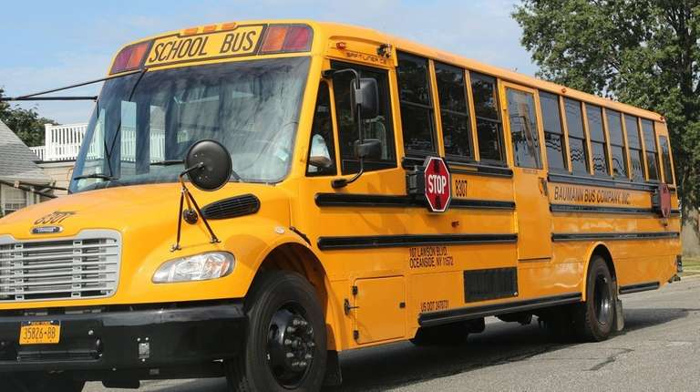 baumann bus company Hicksville school district addresses bus transportation issues | Newsday