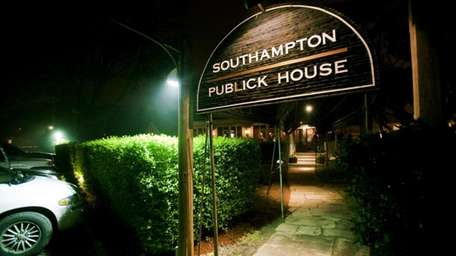 Southampton Publick House is located at 40 Bowden