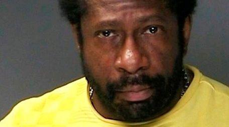 Raynard Dashiell, 54, of Dix Hills, was arrested