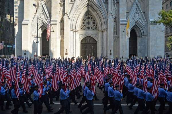 The lives of 343 FDNY firefighters who died