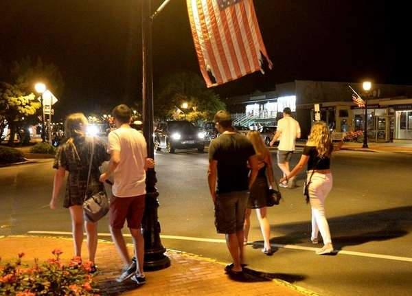 Efforts by East Hampton Town officials to take