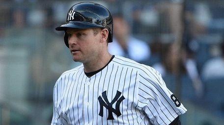 New York Yankees third baseman Chase Headley returns