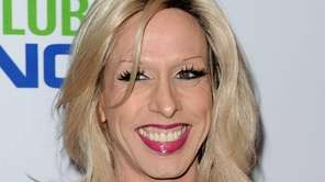 Actress and cartoonist Alexis Arquette -- sister of
