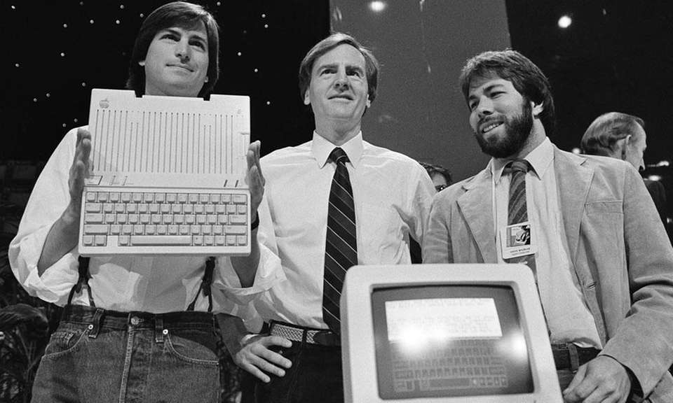 Apple was founded in April 1976, as three