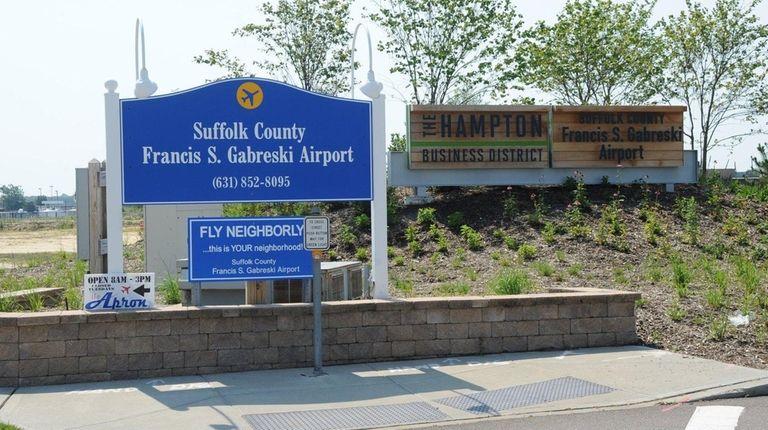 New York State has added Gabreski Air National