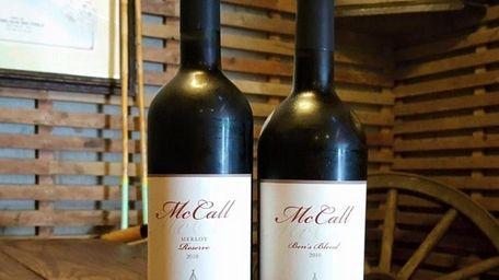 McCall Vineyards