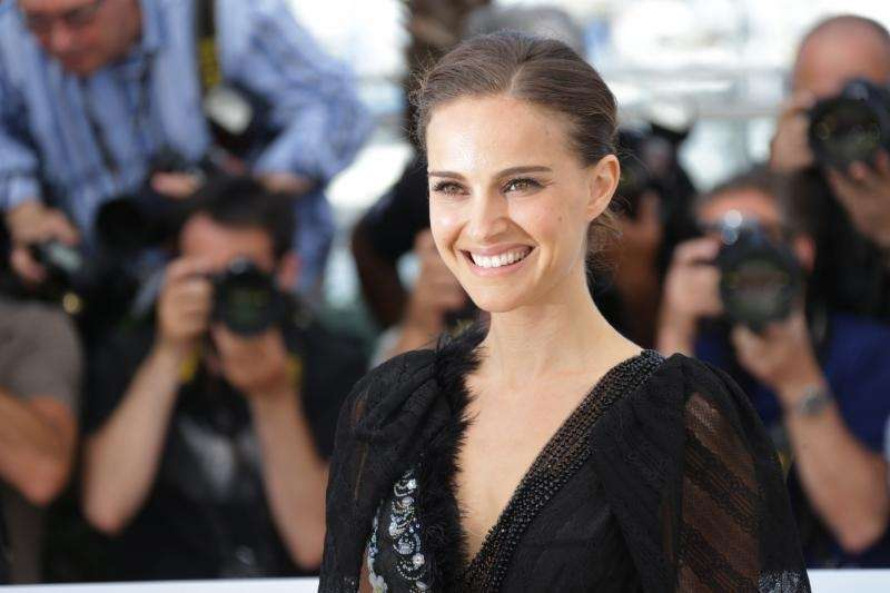 Academy Award-winning actress Natalie Portman, who was raised