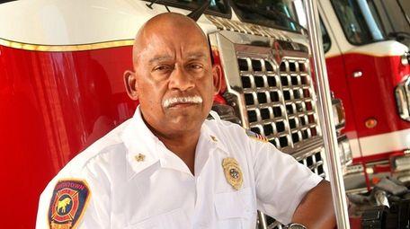 Tony Cruz, now 65, a retired FDNY firefighter