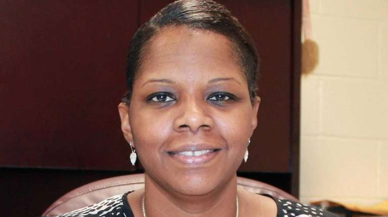 Tracy Adams of Middle Island has been named