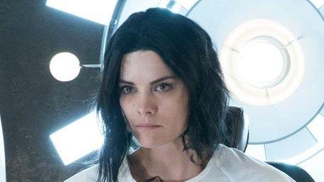Jaimie Alexander plays Jane Doe in