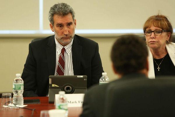 Mark Fischl, principal of Suffolk County Industrial, said