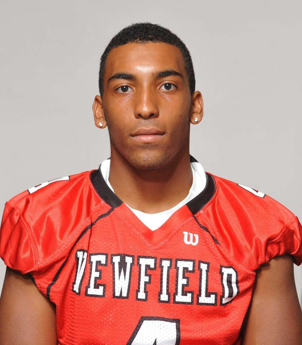 ISAIAH ISRAEL Newfield, RB/LB, Sr. Three-year captain for