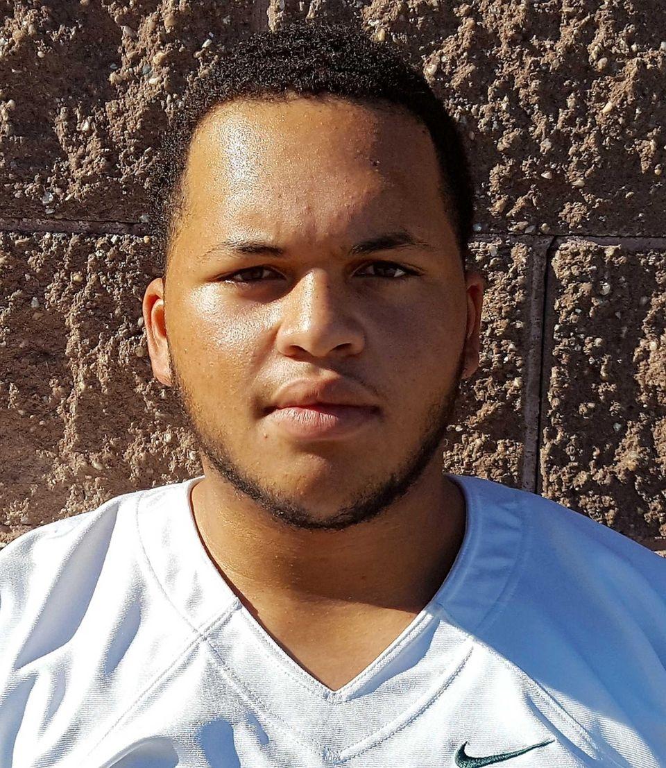 MIKE BRADLEY Floyd, FB/LB, Sr. Big inside linebacker