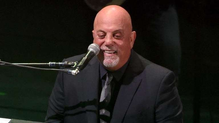 Billy Joel has rescheduled his Sept. 30, 2016,