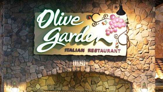 A selection number of Olive Garden's Never Ending