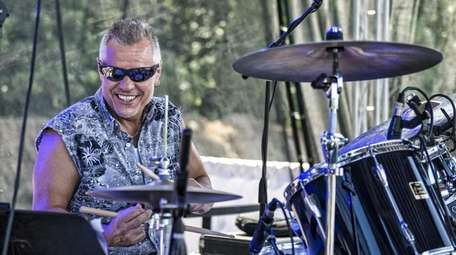 Drummer Frank Bellucci will partner with Bob Lepley