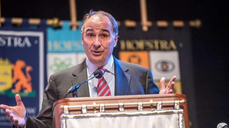David Axelrod, former senior advisor to President Barack