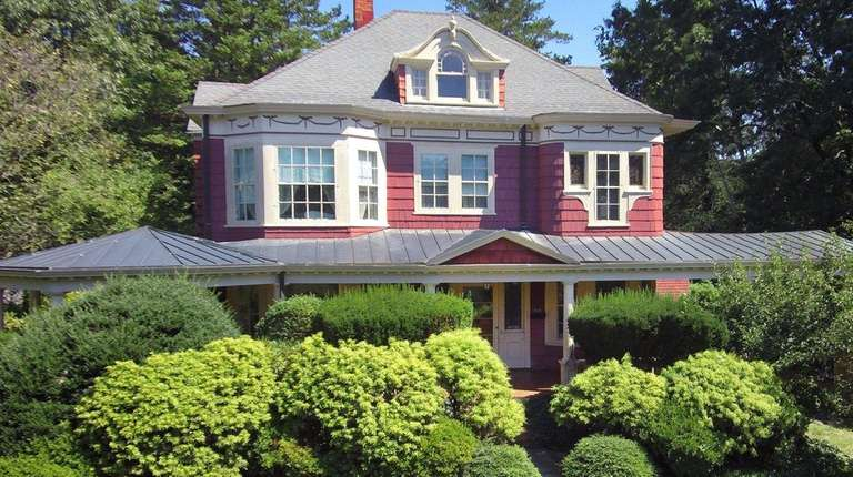 This Sea Cliff Victorian was featured in a