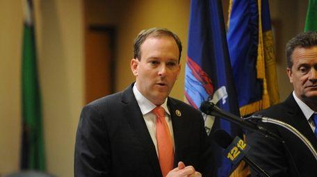 Congressman Lee Zeldin (R, NY-1), member of the