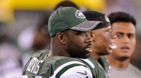 New York Jets cornerback Darrelle Revis, 31, is