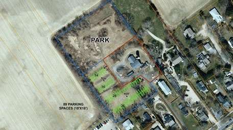East Hampton Town will purchase land from private