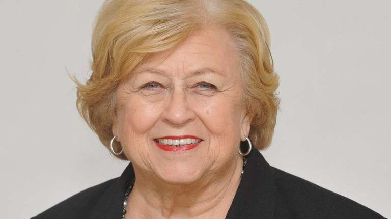 Judith Jacobs, Democratic incumbent candidate for Nassau County