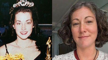 Wantagh High School homecoming queen Tammy Baiko, then