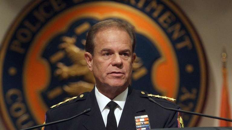 Nassau County Police Chief of Department Steven Skrynecki