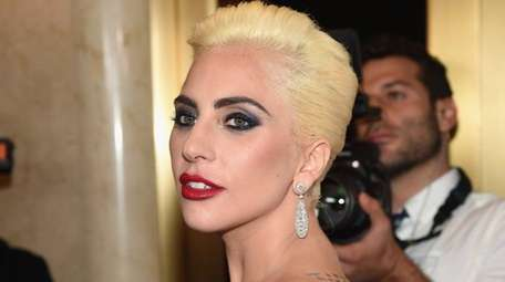 Lady Gaga says she is finishing her fifth
